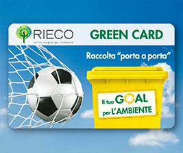 Green Card raccolta porta a Porta