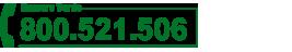 Region Lazio e Abruzzo - Numero Verde 800.521.506